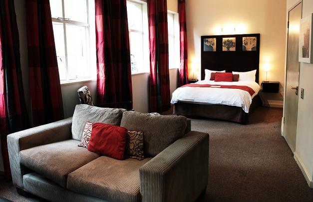 Mapungubwe Hotel room