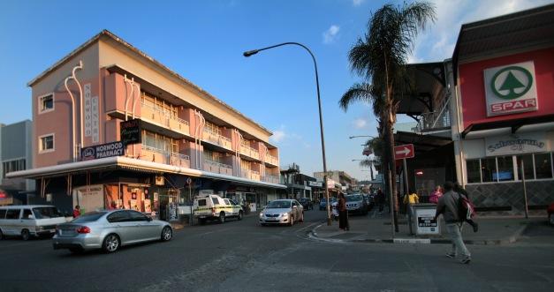 Norwood - street scene