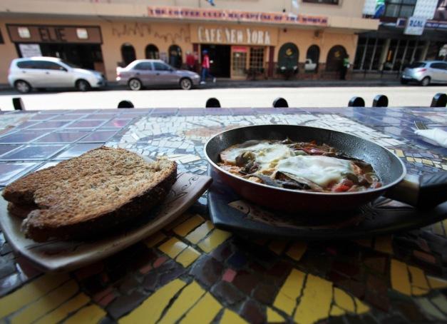 Norwood - Zahavas breakfast