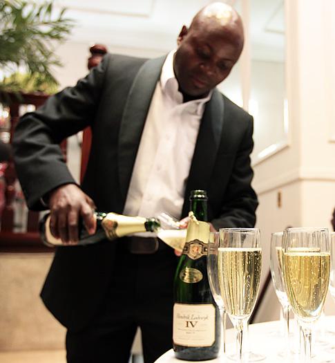 Urban Ocean champagne