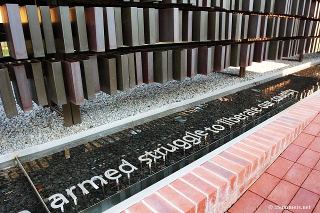 Liliesleaf memorial
