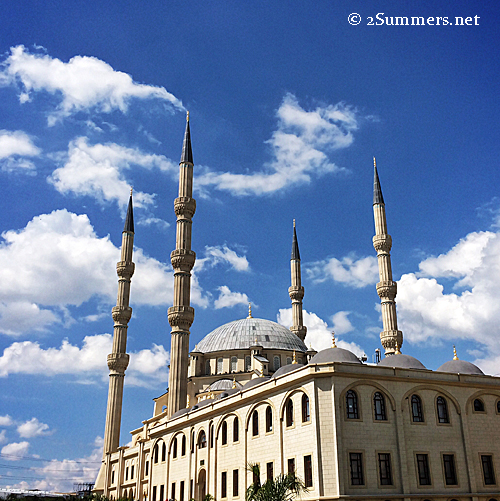 Mosque Instagram